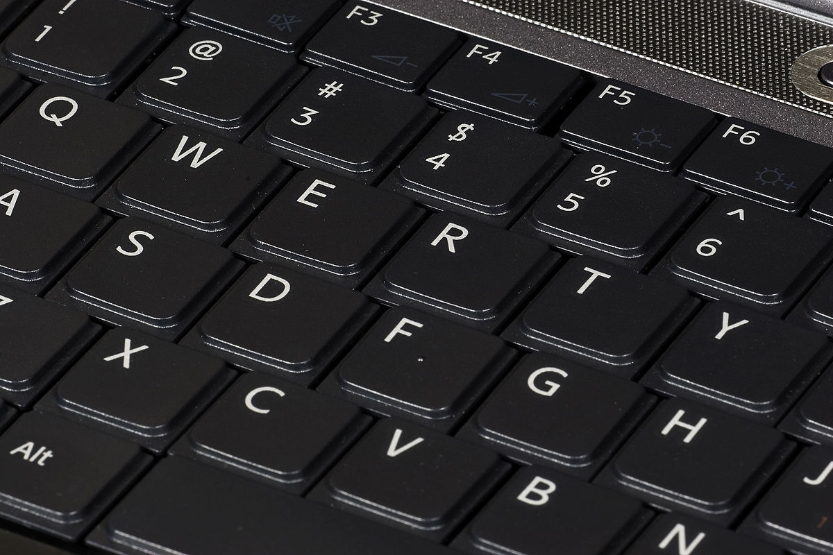 QWERTY Simple English Wikipedia the