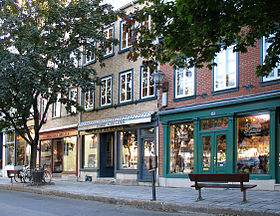 Image illustrative de l'article Rue Saint-Paul (Québec)