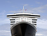 Queen Mary 2 in port (Stavanger, Norway, 2011).jpg
