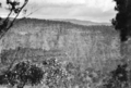 Queensland State Archives 428 Looking from Western Cliff towards Castle Crag and Lost World Lamington National Park Beaudesert Shire September 1933.png