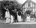 Queensland State Archives 5748 Home Secretarys inspection tour of Badu Torres Strait Island June 1931.png