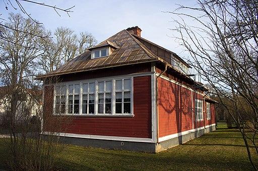 Röda skolan, Hemse
