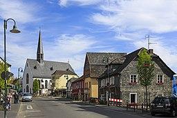Sülztalplatz in Rösrath