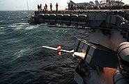 Sea Sparrow BPDMS Launch