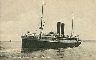 SS Arcadian - Image: RMSP Arcadian 1910
