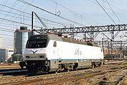 Eine Neubeschaffung der RENFE ist die Baureihe 252.