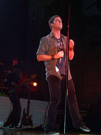 Something to Be Tour - Thomas performing in Fresno
