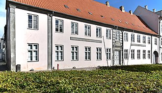 Aarhus School of Architecture - Image: Raaes House Aarhus A