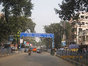 Hooghly district - Grand Trunk Road