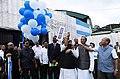 Radha Mohan Singh along with the Governor of Meghalaya, Shri Ganga Prasad and the Deputy Chief Minister of Meghalaya, Shri Prestone Tynsong, at the launch of the Meghalaya Milk Mission, in Shillong, Meghalaya.JPG
