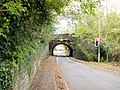 Railway bridge across Quarella Road, Bridgend - geograph.org.uk - 1692002.jpg