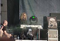 Rainer Langhans und Dritte Wahl (Ruhrpott Rodeo 2013) IMGP7856 smial wp.jpg