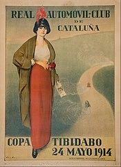 Real Automóvil-Club de Cataluña. Copa Tibidabo
