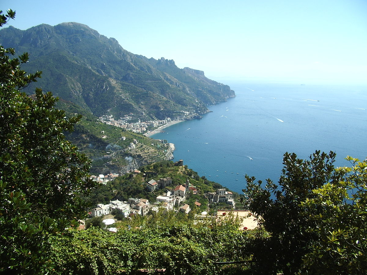 Amalfi Coast Wikipedia