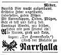 Ravensburg Fastnacht 1876 Narrhalla.jpg