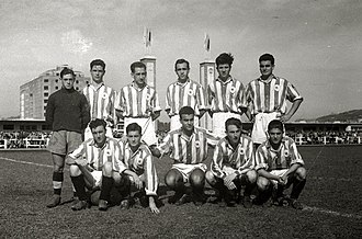 Real Sociedad - Real Sociedad in 1952