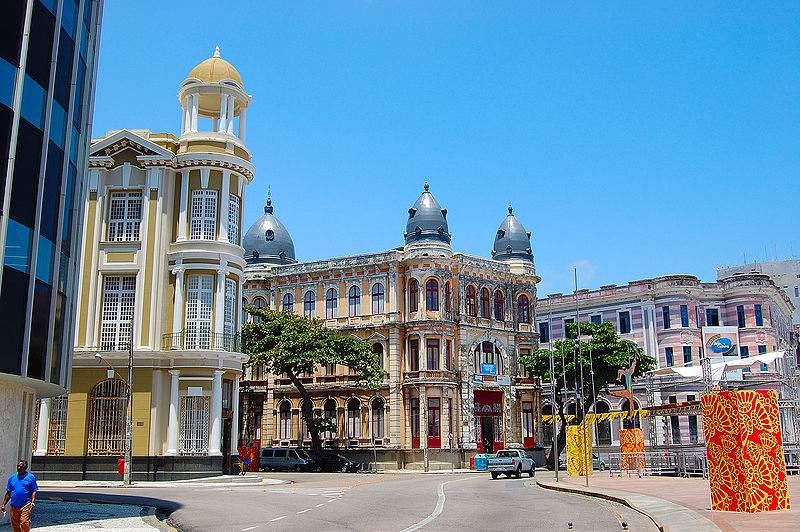 Onde não ficar em Recife