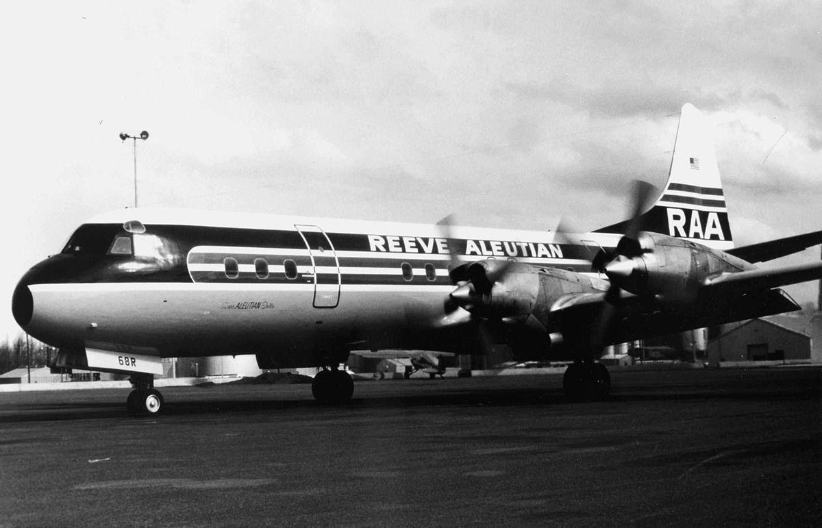 reeve aleutian airways flight 8 wikipedia
