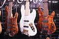 Regenerate Guitar Works - bass guitars 1 - 2014 NAMM Show.jpg