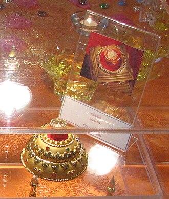 Sariputta - Image: Relics 01 Sariputta