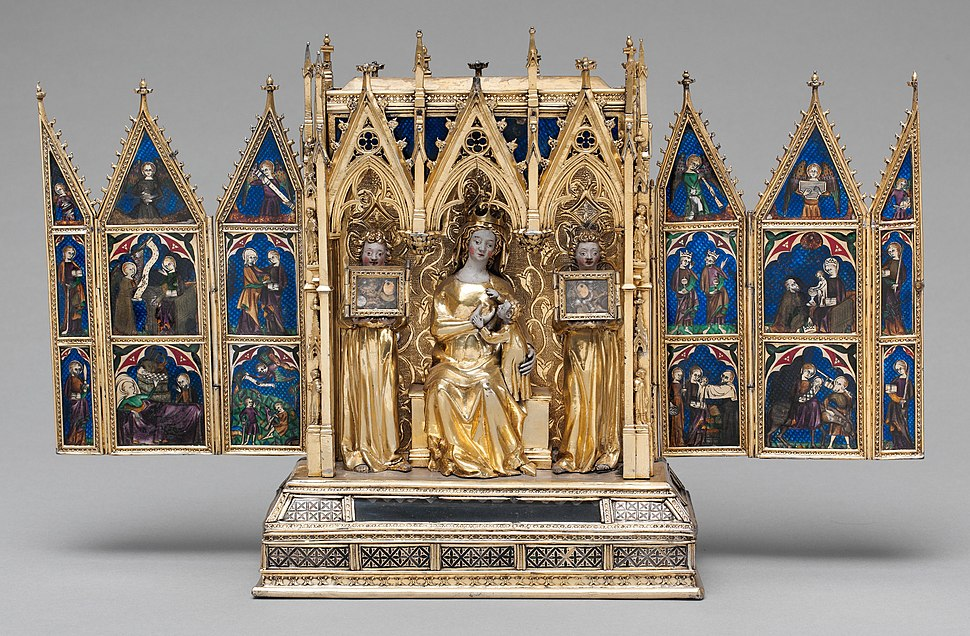 Reliquary Shrine Jean de Touyl