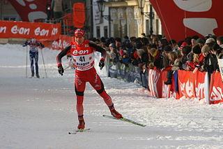 Remo Fischer Swiss cross country skier
