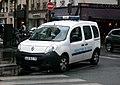 Renault Kangoo de la préfecture de Police, Paris septembre 2013.JPG