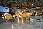 Replica Albatros D.Va 'D7343-17' (ZK-TVD) (17075378636).jpg