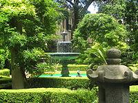 Residential garden in Charleston, SC IMG 4644