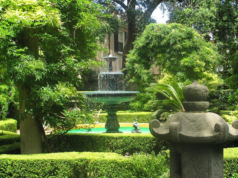 File residential garden in charleston sc img 4644 jpg for Giardino officinale