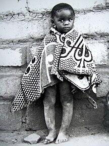 莱索托-服饰-Retsilisitsoe Nthunya