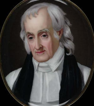 William White (bishop of Pennsylvania) - Rev. William White, D.D., about 1830