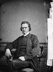 Revd Rowland Williams (Hwfa Mon, 1823-1905)