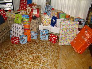 Reyes Magos regalos lou