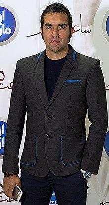 Reza Yazdani, 2016.jpg