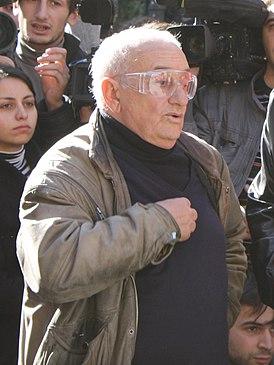 Резо Габриадзе, 2010 год