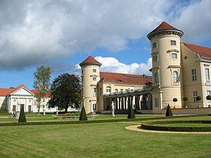 Rheinsberg - Rheinsberg Castle