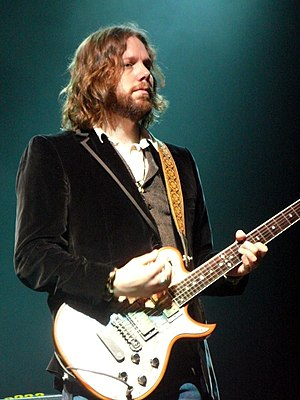 Rich Robinson - Rich Robinson performing in 2008