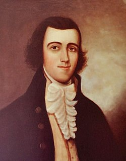 Richard Bland Lee American politician