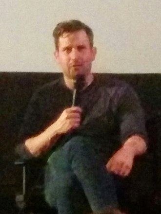 Southland Tales - Director Richard Kelly at a screening of Southland Tales