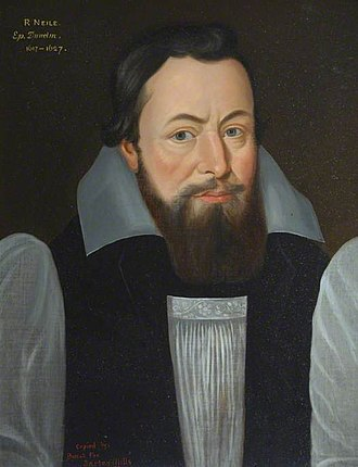 Bishop of Rochester - Image: Richard Neile portrait