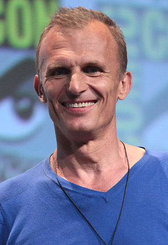 Richard Sammel - Sammel at the 2015 San Diego Comic-Con.