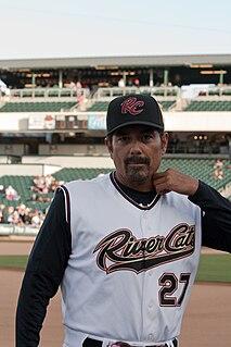 Rick Rodriguez American baseball player