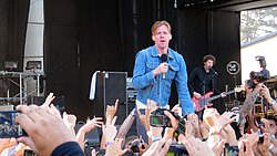 Ricky Wilson at Lollapalooza Chile 2013.jpg