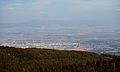 Ride with Simeonovo Cablecar to Aleko, view to Sofia 2012 PD 050.jpg