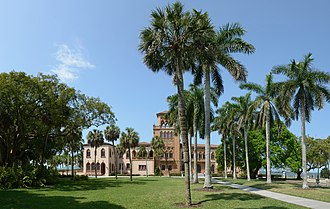Sarasota, Florida - Ca' d'Zan, John and Mable Ringling Museum of Art
