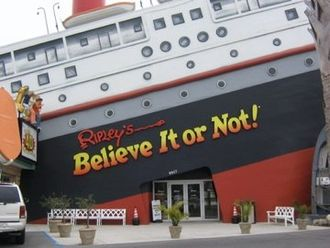Ripley's Believe It or Not! - Panama City Beach, Florida Odditorium