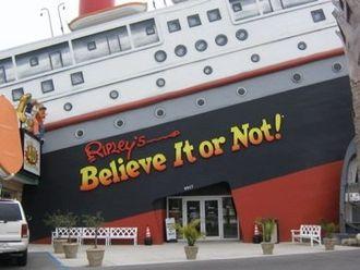 Ripley's Believe It or Not! - Panama City Beach, Florida Odditorium
