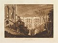Rivaux Abbey, Yorkshire (Liber Studiorum, part X, plate 51) MET DP821489.jpg
