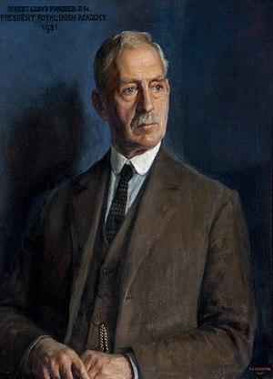 Robert Lloyd Praeger - Image: Robert Lloyd Praeger by Sarah Cecilia Harrison